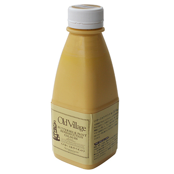 ミルクカゼインが主成分の天然顔料から出来ている自然塗料。 やわらかい色調が豊富に揃っていて、耐水性に優れているのが特徴です。