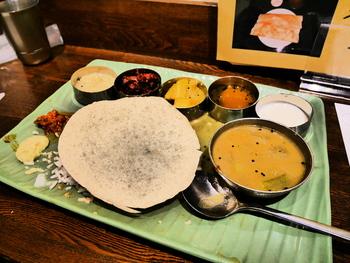南インドに駐在していた日本人シェフによる、飾らない本場の大衆食堂の味がリーズナブルにいただけます。