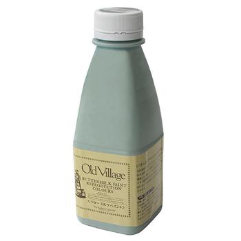 プランターや鉢を縫ったりと、色々な用途に使える塗料です。バターミルクペイントの名前の通り、ミルク由来の成分を使った体と自然に優しい塗料は、色も豊富に揃っています。乾くと耐水性になるので、ガーデンDIYにも向いていますよ。