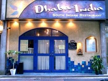 南インド料理の超人気店といえば東京、八重洲にある「ダバインディア」。