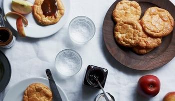 雲みたいなパン!?材料3つ、発酵不要。ヘルシーな【クラウドブレッド】に挑戦してみよう*