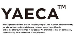 """""""シンプルで長く着ていける日常着""""を私達に提案してくれるYAECA(ヤエカ)。"""