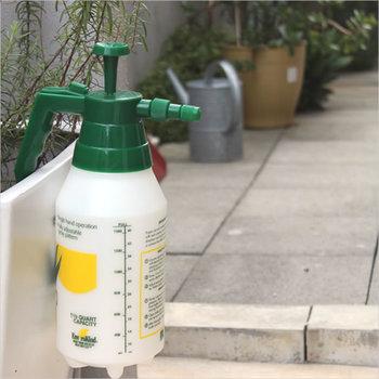 500mlから1500mlまでサイズも豊富なので、用途に合わせて使えます。家庭菜園などにもおすすめです。