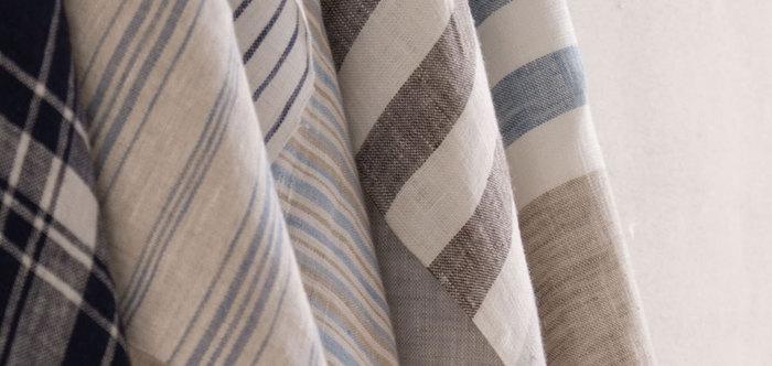 夏のデザインなら、袖の形なども作りやすいものが多いんです。 そして、シンプルなデザインなら、お気に入りのファブリックの柄をより引き立たせることができます。