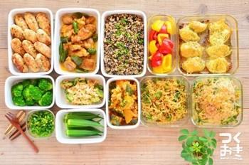 自炊派のミニマリストの習慣の一つが常備菜作り。朝ごはん、お弁当、夕食・・・と常備菜があれば栄養バランスのとれたお家ごはんがいつでも食べられて外食も減りますね。