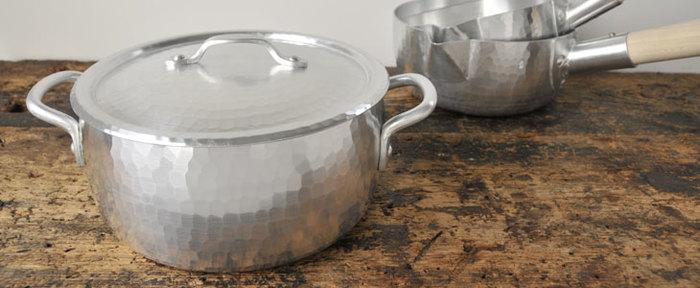 アルミ鍋ってやっぱりいいね。おすすめ品&レシピ集