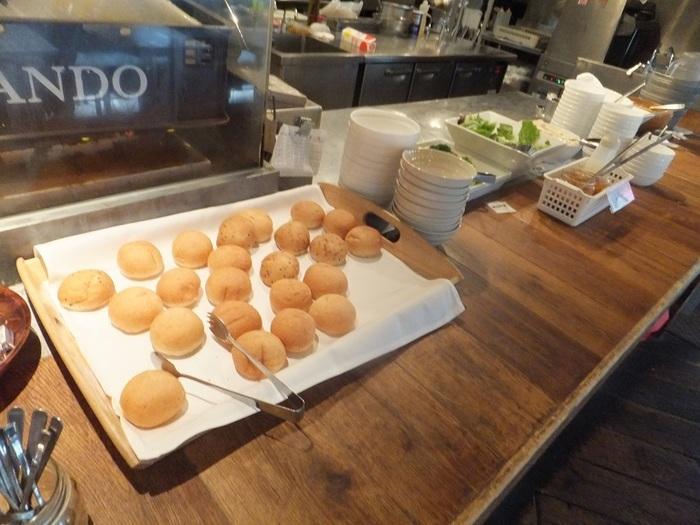 7時から利用できるモーニングビュッフェは、和洋取り揃えた品揃え。洋食派さんも和食派さんも嬉しいラインナップです。