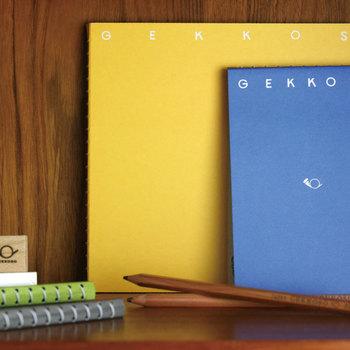 ホルンのマークがひょっこり可愛いスケッチブック♪音楽はもちろん、絵を描くのも好きな芸術家肌の人へのちょっとしたプレゼントに◎。