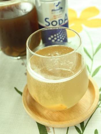 こちらはお砂糖を黒糖に変えて作ったヘルシーなレシピです。色々アレンジを加えられるのも、自家製ならではの楽しみ方ですね!