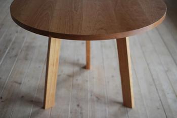 オイルは、天然の植物性オイルを主原料とした塗料で、木の内部までしみこませる方法。