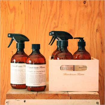 ◆厳選された原材料でつくられた、環境に優しいオーストラリア生まれの「マーチソン・ヒューム」。  一見おしゃれなインテリアアイテムのような、洗練されたボトルデザインも魅力です。