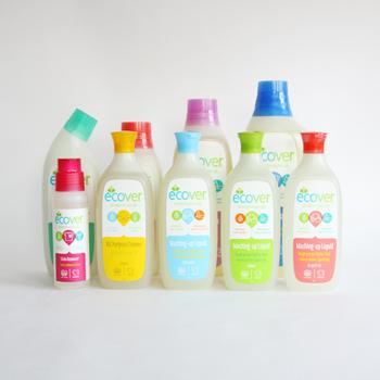 ◆ベルギー製の自然派洗剤エコベール。