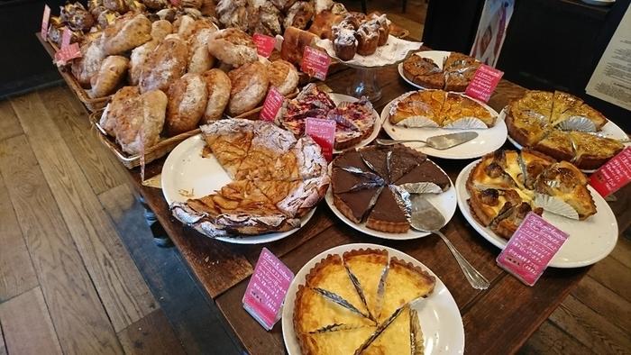 日常にすっかり馴染んでいるパンですが、パンってこんなに美味しかったのか!とびっくりする美味しさのパン。ぜひ、京都に訪れた際には立ち寄りたいパン屋さんです。
