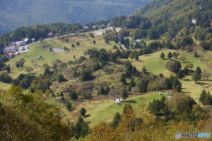 山田牧場は、明治35年に開業された100年以上もの歴史を誇る牧場です。