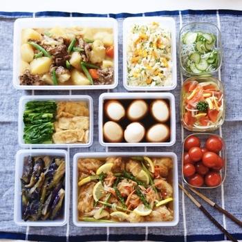 どれにする?? おかずの作り置き・常備菜に最適な『保存容器』の選び方