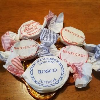 ポップな包み紙がワクワク感を演出してくれるスペイン菓子で有名なドゥルセ・ミーナ