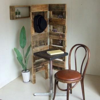 DIY好きな方は、このような間仕切りを作ってみても良いかもしれませんね!