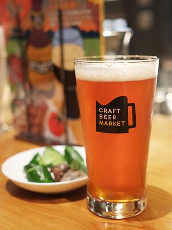 複数のビールが同一価格で頂けるのが嬉しい!色んな銘柄にチャレンジしたくなります。