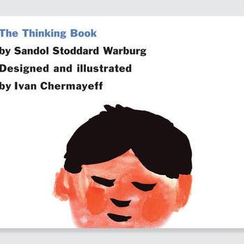 朝寝坊した少年の「考え事」を、韻を踏んだ軽快な言葉遊びで表現した絵本。パッと目に入る印象的な絵はアイヴァン・チャマイエフの作品です。