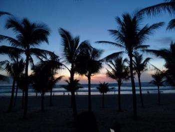 朝、ちょっと早起きして日の出を見に行く方も多いそうです。  海外のビーチで見る日の出、なかなか素敵そうですよね。