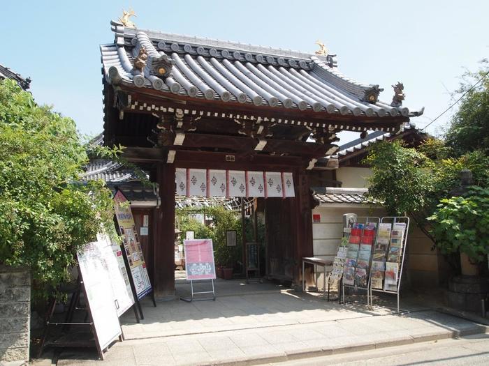 権力者や特別な地位にある人物によって建てられたのではなく、市井の人々によって建てられた「おふさ観音」は地元の人々から厚く信仰され、現在でも庶民信仰の寺として親しまれています。