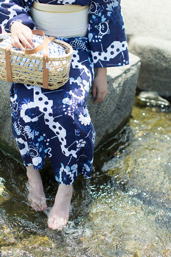 """今回は、古きよき「日本の夏」の知恵と工夫、""""五感""""で愉しむ夏の過ごし方やアイテムをご紹介します。"""