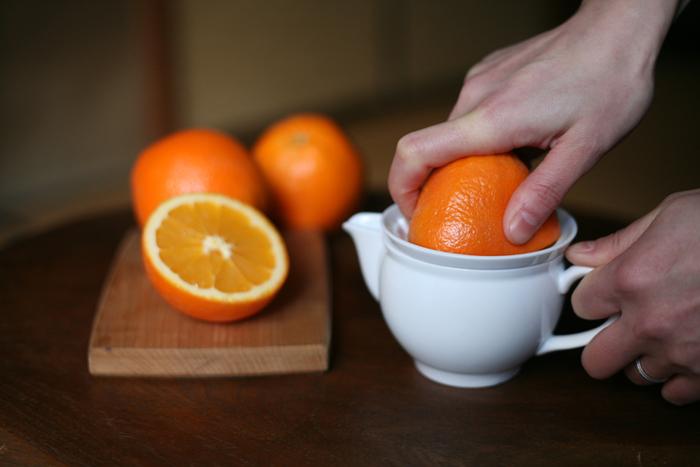 新鮮な果物の栄養をまるごと摂れるフレッシュジュースは、一つのフルーツでシンプルに、いろんなフルーツを組み合わせてオリジナルのミックスジュースにしてもいいですね◎
