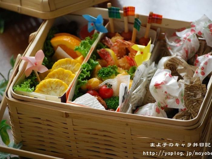 運動会やピクニック、健康や節約のためにお弁当作りをしているという方も多いのではないでしょうか?どうせ作るなら、お弁当箱を開けたときにワクワクするようなお弁当にしたいですよね!
