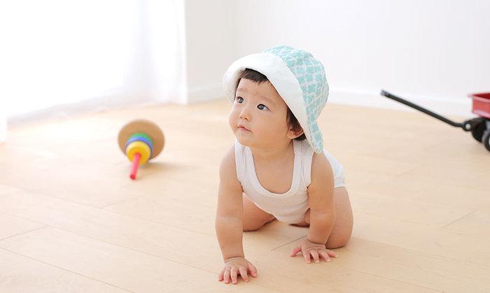 きめが細かい伸びにくいダブルガーゼを使っているので、初心者さんでも美しく仕上げることができます。赤ちゃんグッズは手触りの良い上質な素材を使って作るのが一番ですね。
