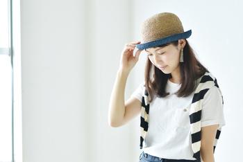 Patterns Note(KN10)も「SASAWASHI」と「麻ひも」で作る、2 tone hat、リボンキャノチェ、ワンハンドルバッグ、ラメマルシェバッグの編み図が掲載されています。