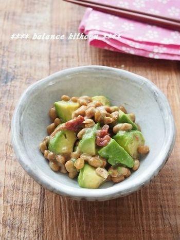 納豆と+αの食材の組み合わせで、レシピは無限に広がります。 これまで納豆ご飯にまったくアレンジを加えてこなかった人なら、食材ひとつを+αするだけでも違うはず! 慣れてきたらどんどんいろんな食材を組み合わせて、毎日納豆をおいしくいただきましょう。