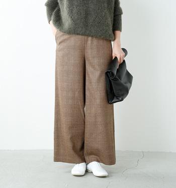 ひと足お先に「秋」を感じて♪この秋注目の『ファッショントレンド』をピックアップ!