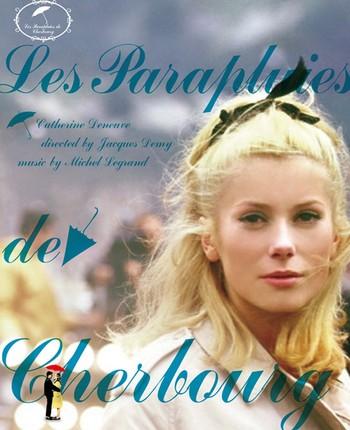 『シェルブールの雨傘』 DVD&Blu-ray好評発売中 発売・販売元:ハピネット