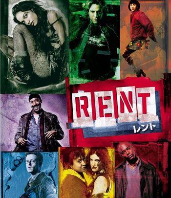 ブロードウェイ・キャストのうち6名が同じ役で出演した本作。彼らの心の叫びを代弁するようなミュージカル・ナンバーの数々に胸を打たれること間違いなし!思わず一緒に歌いたくなるテーマソングも必聴です。   『RENT/レント』 Blu-ray ¥2,381(税抜) / DVD ¥1,429(税抜) 発売元:NBCユニバーサル・エンターテイメント ⓒ2005 REVOLUTION STUDIOS DISTRIBUTION COMPANY,LLC. ALL RIGHTS RESERVED. TM,Ⓡ&ⓒ2013 by Paramount Pictures. All Rights Reserved.
