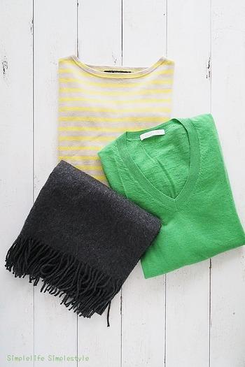 こちらは不要な洋服を「寄付する」チャリティーの考え方。自分が寄付したブランド服をサイトが販売し、その収益をNPO団体に寄付します。断捨離で社会貢献ができるなんて、画期的な方法ですね。