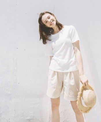 夏に買い足したい!白シャツに映える、爽やかアクセサリー【素材・モチーフ別】