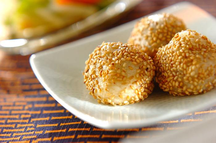 「白玉粉」余ってませんか? レシピから料理に使える小ワザまで使い道教えます!