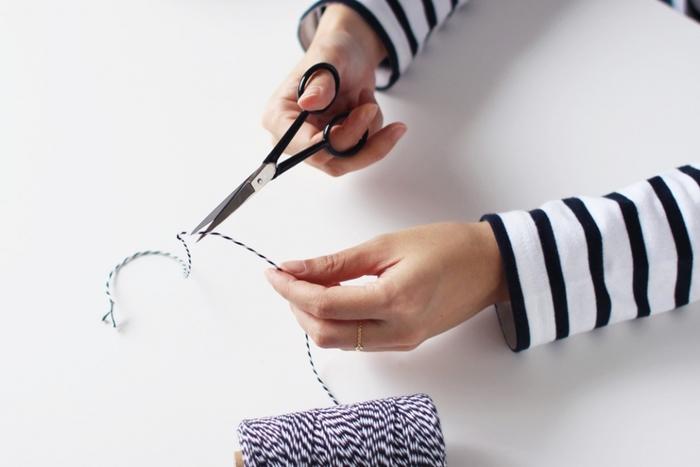 ホビー用のハサミは、小さめのサイズで刃も短め。紙を細かくカットしたり、紐や糸を切るのにぴったりです。イタリアの老舗ハサミメーカー「プレマックス社」の製品です。