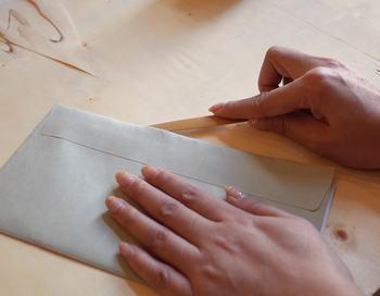 こだわりぬいて作られた刃物類は手にしっかりと馴染み、長時間使っていても疲れにくいんです。
