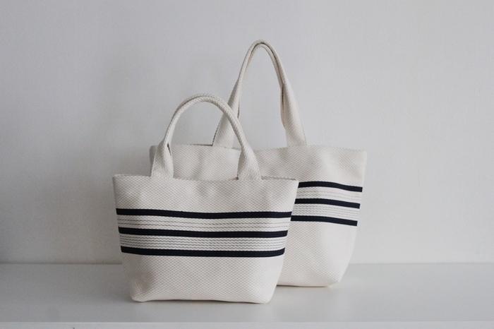 柔道着から作られた!? 軽くて丈夫で丸洗いできる「sasicco」のバッグ