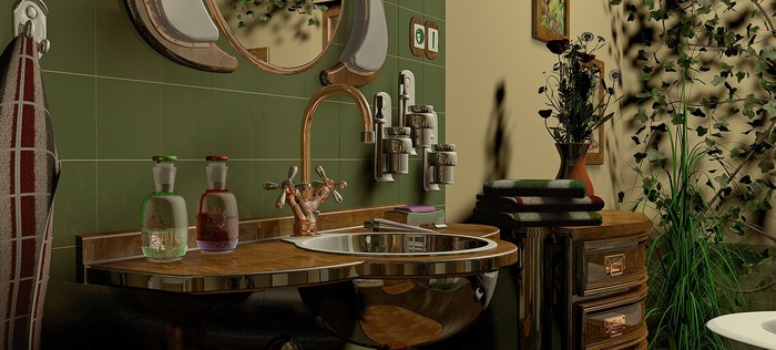 どうしても生活感が出がちなトイレ&洗面台。おしゃれ収納で変身させよう!