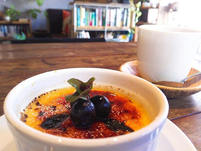 もちろんスイーツも美味しいので、ごはんを食べて、デザートも食べて、ゆっくりまったり時間を過ごすのに最適なカフェですよ。