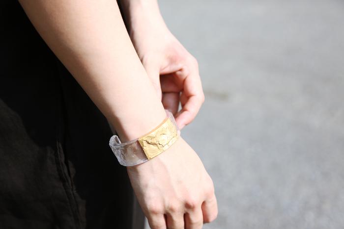 vol.66 sorte glass jewelry・関野ゆうこさん-夫婦で作る運命のジュエリー