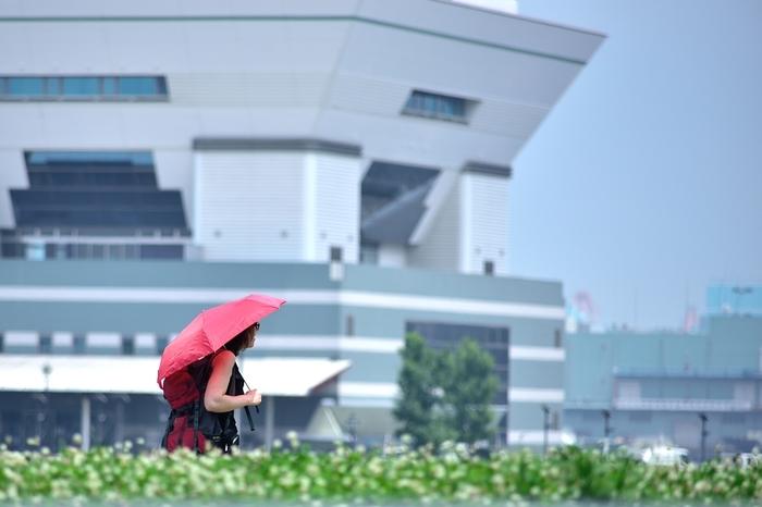 日本よりも気温が高い国はたくさんあるように、気温が高くても湿度が低くからりとしていれば暑さはさほど気にならないものですね。日本の夏が大変なのは「湿度」のせいです。