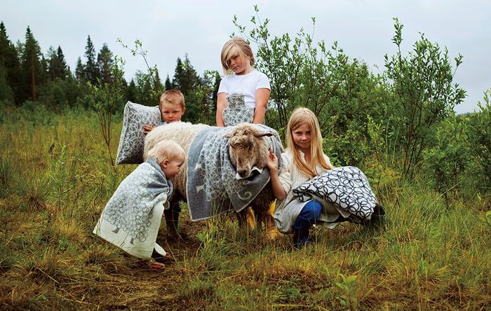 ラプアン カンクリはフィンランド語で「ラプアの織り手たち」という意味。その名の通り、フィンランドにある「ラプア」という小さな町で、テキスタイル(織物、布地)を生産しています。  ラプアン カンクリのリネンは、 高い審査基準をパスした高品質なヨーロッパリネン製品にのみ与えられる「Masters of Linen」の称号をフィンランドで初めて与えられたメーカーです。