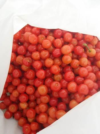 セミドライフルーツの作り方は、おもに2種類。フルーツをそのまま乾燥させる場合と、シロップ煮したり、砂糖をまぶしてから乾燥する方法があります。