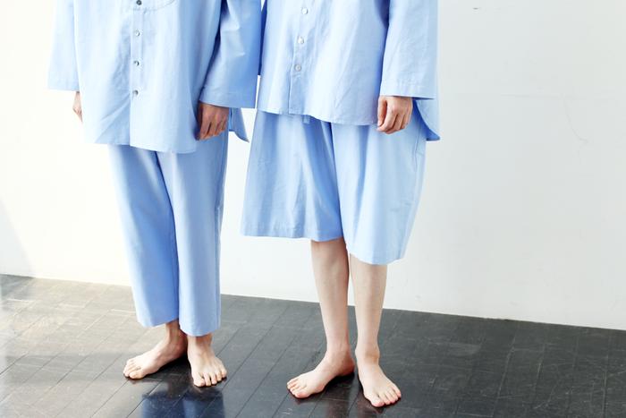 「ウーアンドコー」の家服は、いつもの休日をちょっと贅沢にしてくれる特別な一着。自分のために、あるいは大切な人へのプレゼントに「ウーアンドコー」のお洋服を選んでみるのはいかが?