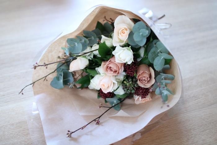 贈りものの中でも、花は一番気を遣うものかもしれません。