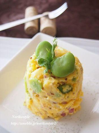 そんな、お役立ちメニューのポテトサラダを、手間いらずのちょっと一工夫レシピで、バリエーション豊かにアレンジしてみませんか?美味しく仕上げるコツもご紹介しますよ♪
