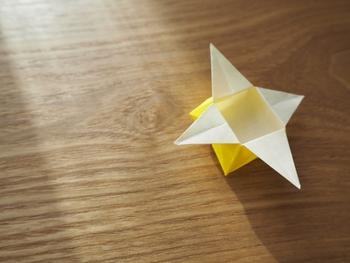 覚えておくと便利な「箱」の折り方。小さいものから大きいものまでいろいろと使えます。